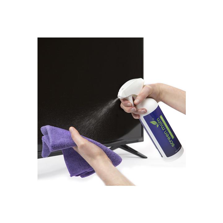 IT Dusters screen cleaner (470 ml) + microfiber cloth